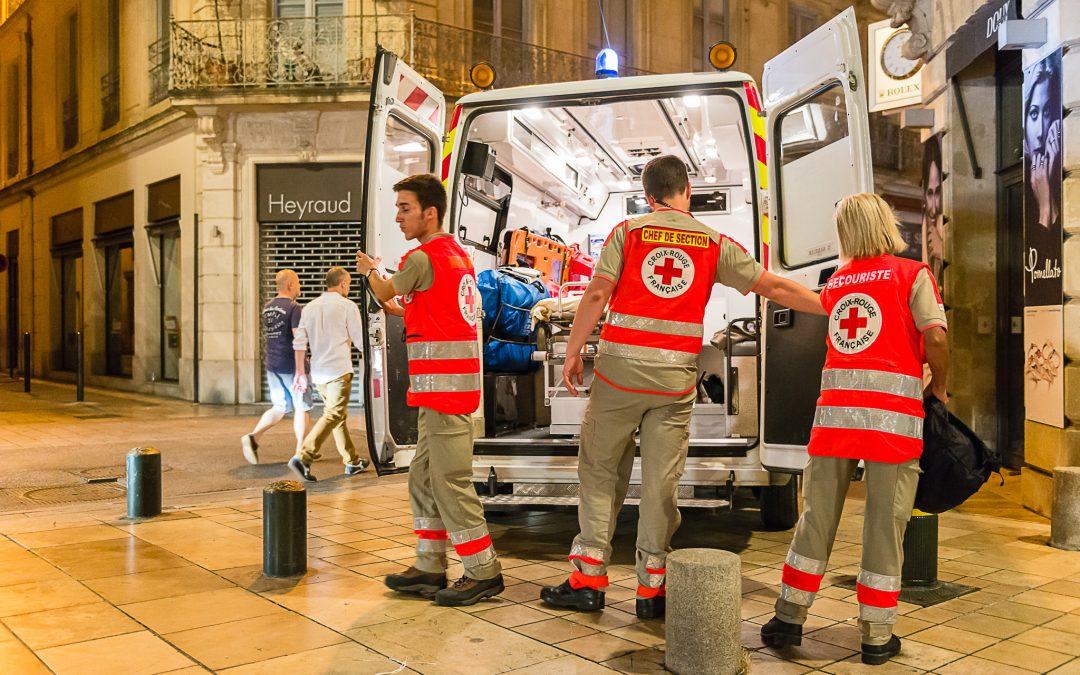 Secouristes Croix-Rouge : participez à nos grands événements 2019