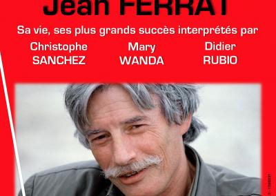 Soirée hommage Jean Ferrat