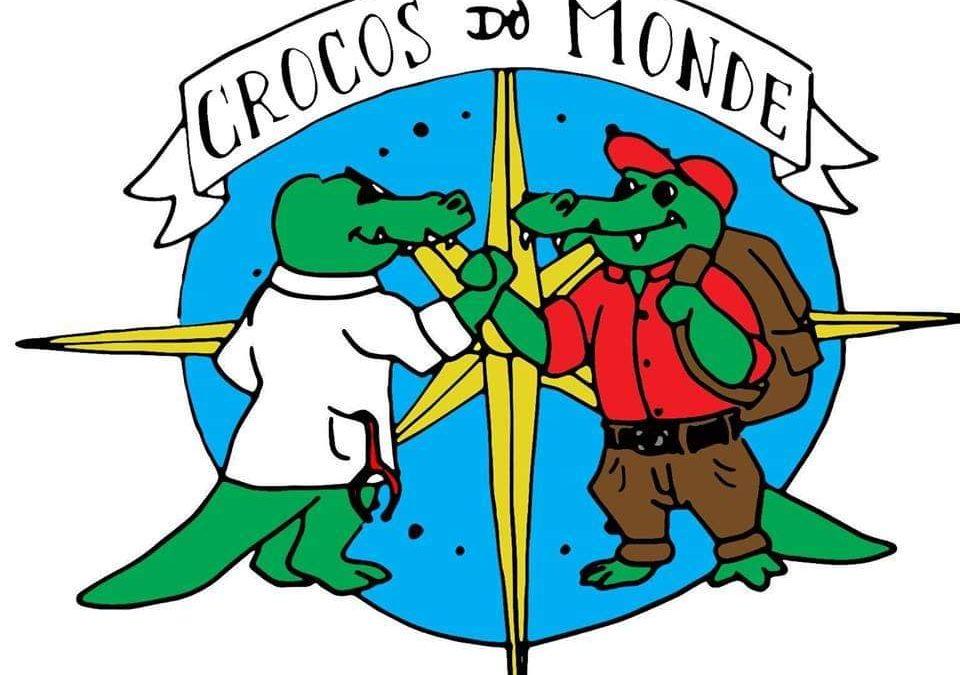 Les Crocos du Monde, nouveau partenaire de La Croix-Rouge