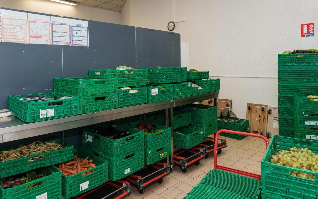 Grâce au Lion's Club, la distribution alimentaire à Uzès s'améliore !