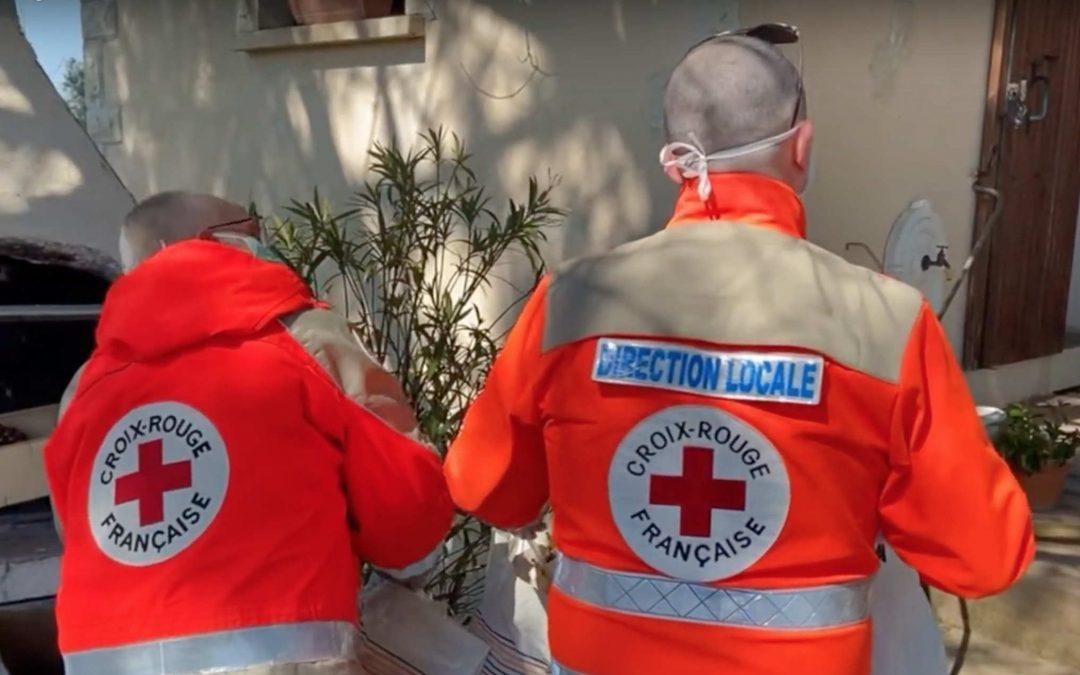 Suivez nos équipes «Croix-Rouge chez vous» sur le terrain