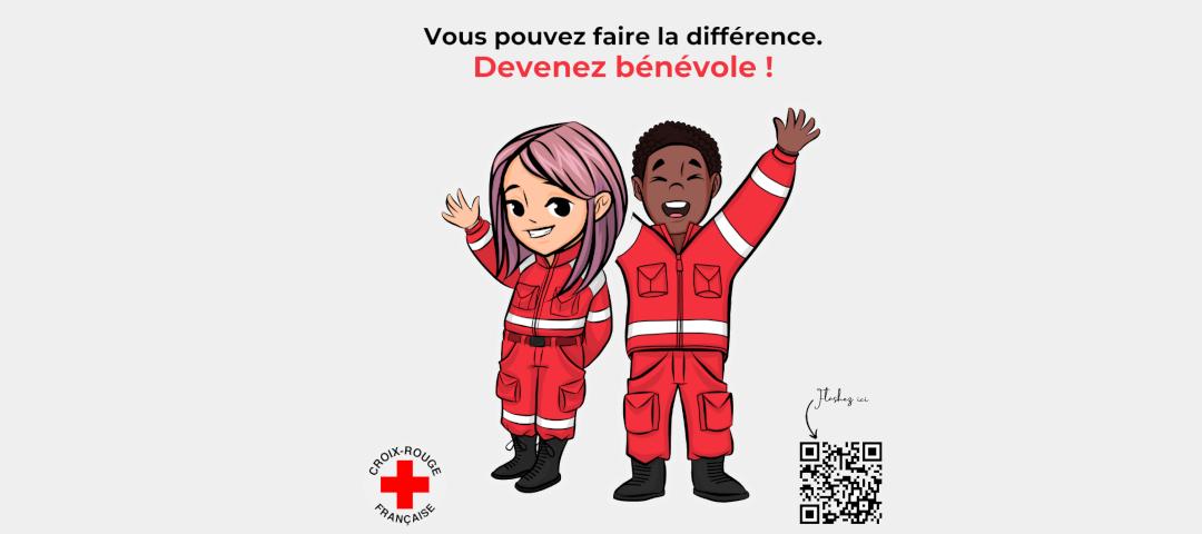 Option Croix-Rouge Collège/Lycée : Nous recrutons des volontaires !