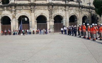 Nîmes – retour sur la cérémonie du 14 Juillet