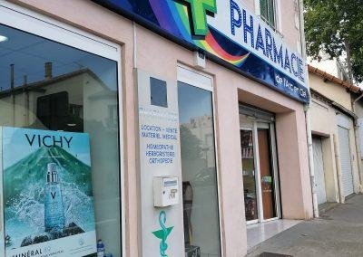 pharmacie de l'Arc en Ciel