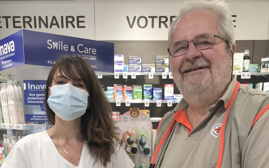 #Joffre1masque – l'opération continue sur Uzès !