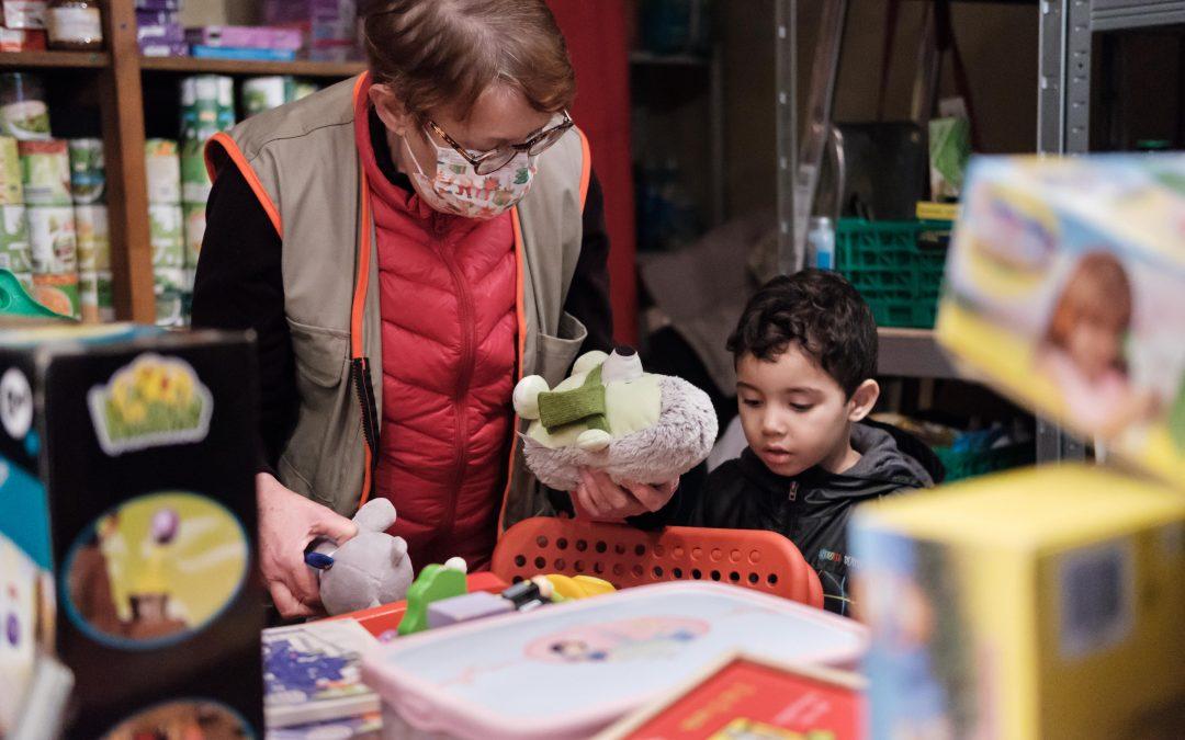 Fin d'année : Nos partenaires offrent un Noël aux enfants !