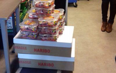 Uzès : Haribo s'engage !