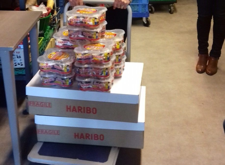 Uzès : Haribo s'engage !